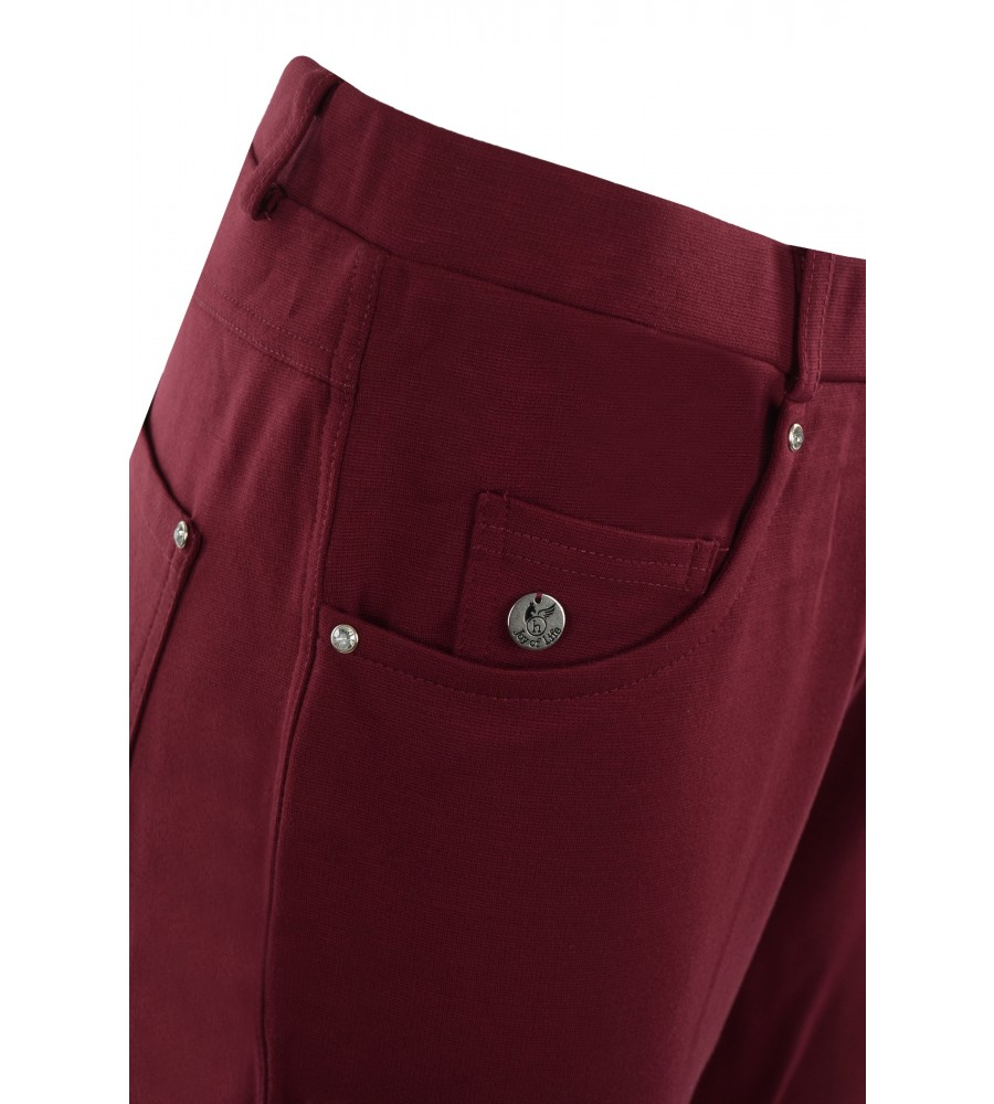 Klassische Schlupfhose Five-Pocket 10094-302 detail1