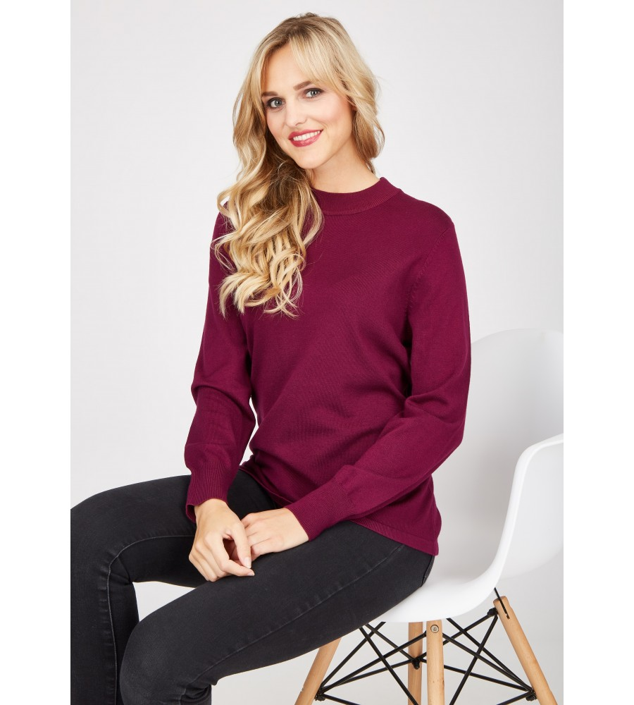 Pullover langarm 17762-1-326 front