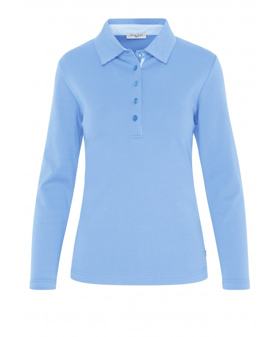 Sportliches Poloshirt 18092-604 front