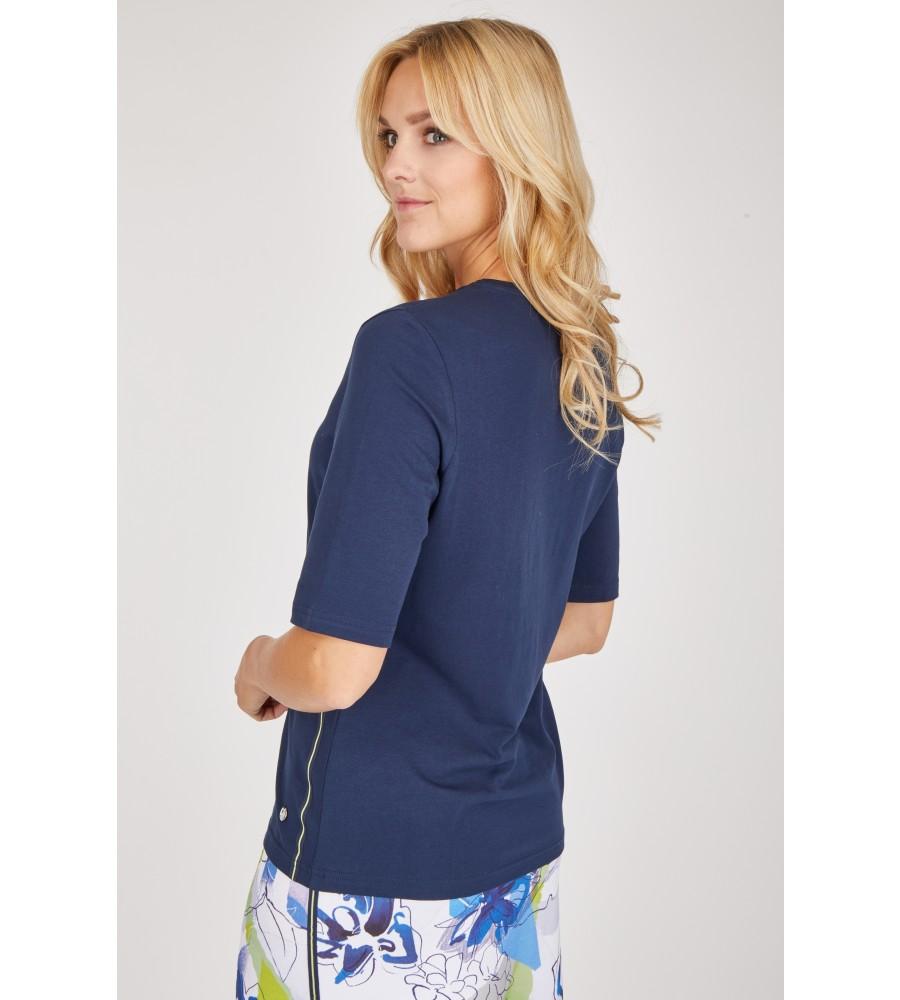 Shirt Jersey Baumwolle 18519-609 back