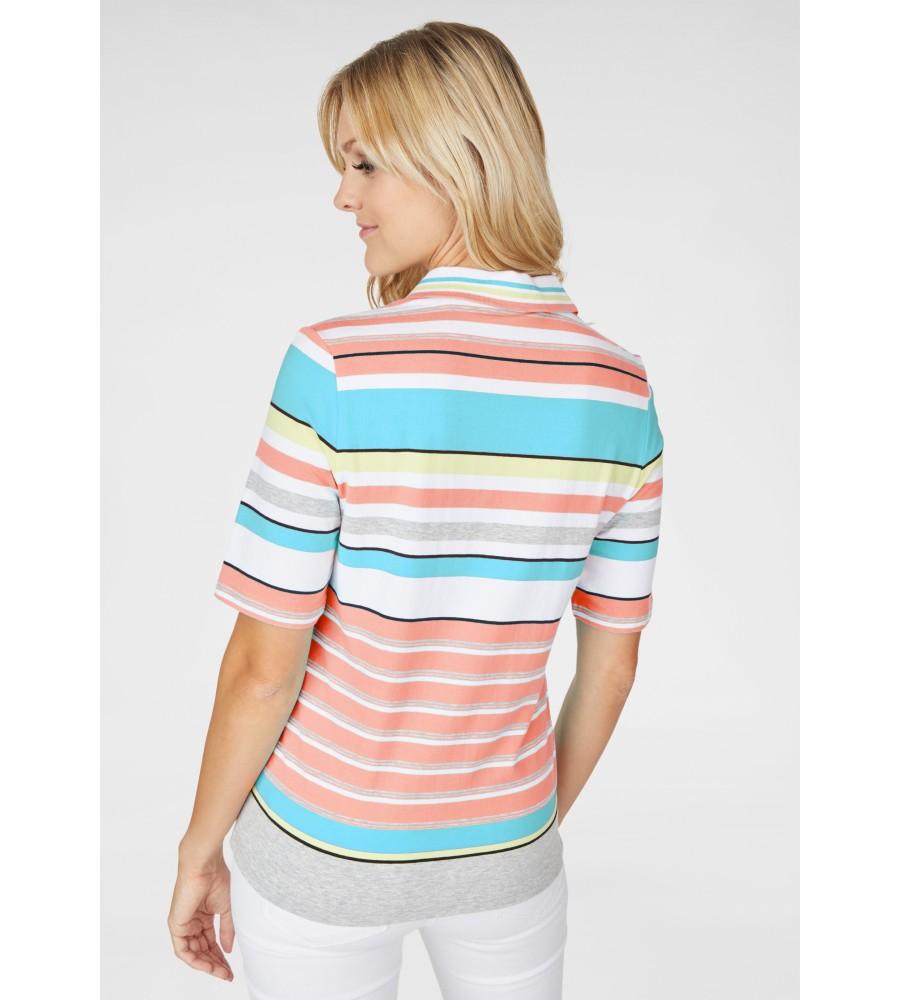 Poloshirt Jersey Baumwolle 18528-325 back