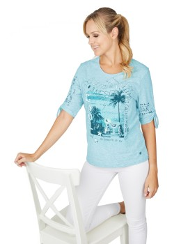 Shirt Jersey Baumwolle