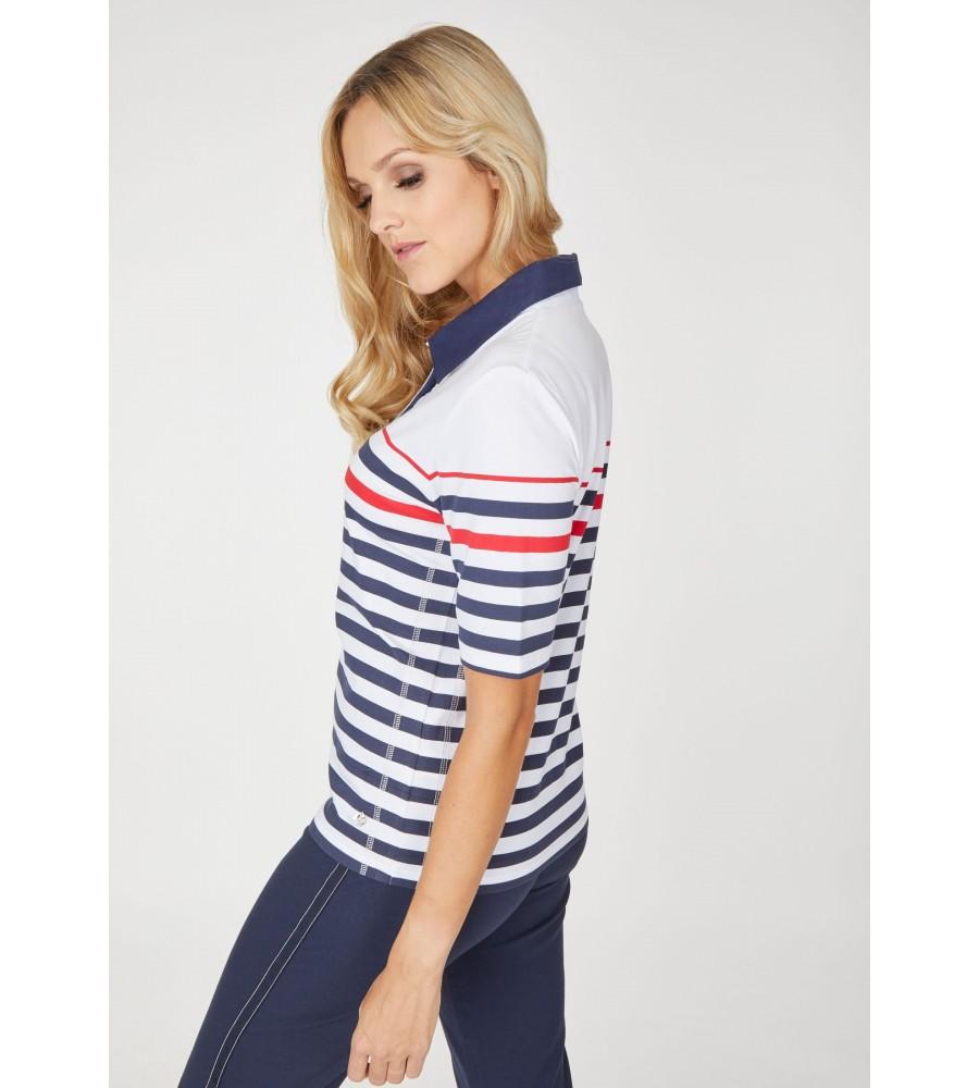 Poloshirt Jersey Baumwolle 18561-634 back