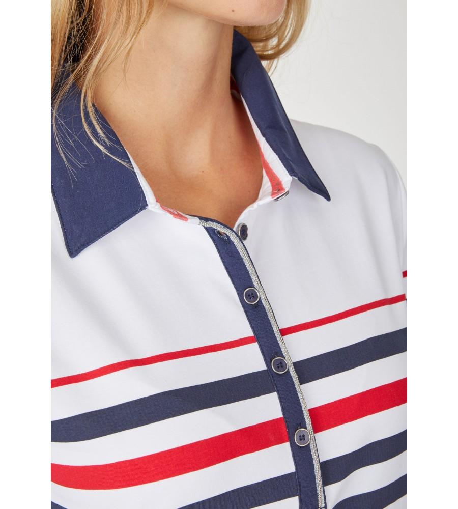Poloshirt Jersey Baumwolle 18561-634 detail1