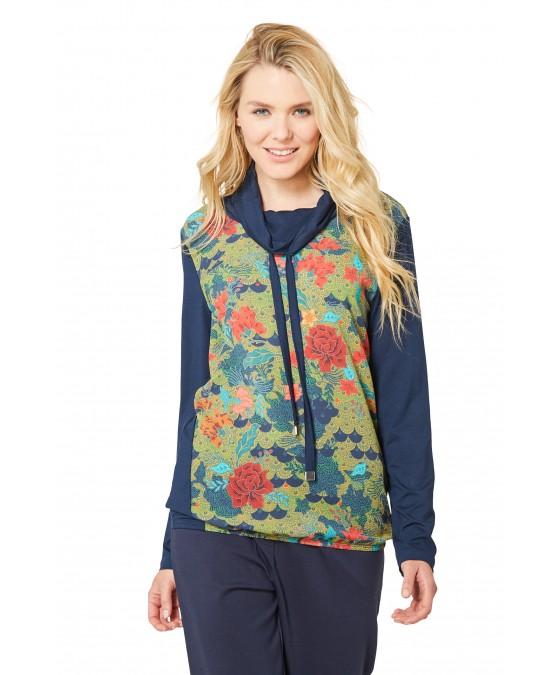 Shirt langarm 18735-416 front