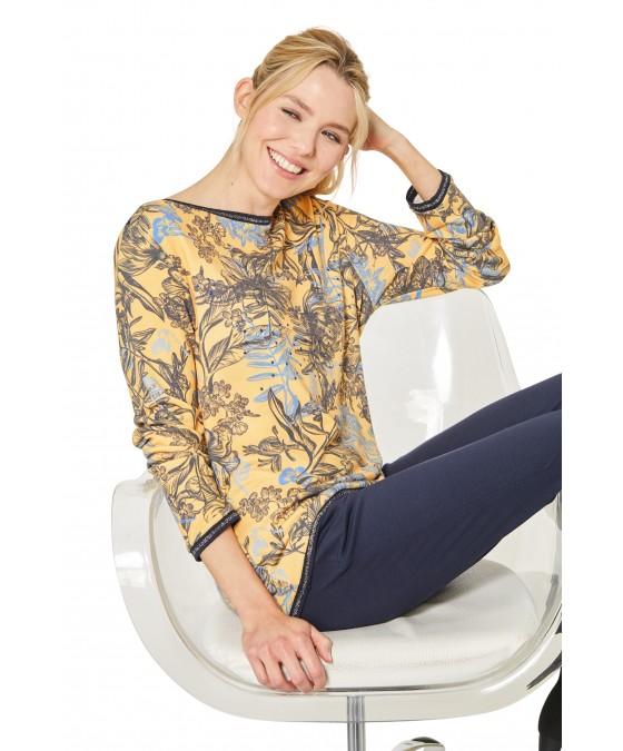 Shirt langarm 18744-416 front