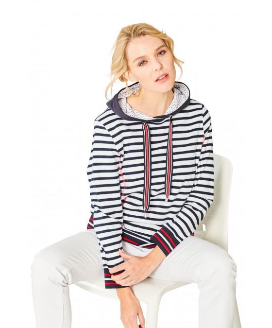 Stay Fresh Kapuzensweatshirt Langarm 18768-609 front