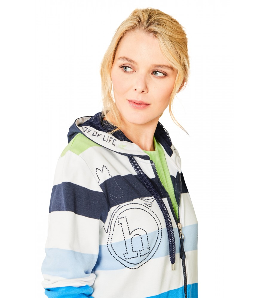 Stay Fresh Sweatjacke Langarm 18807-631 detail1