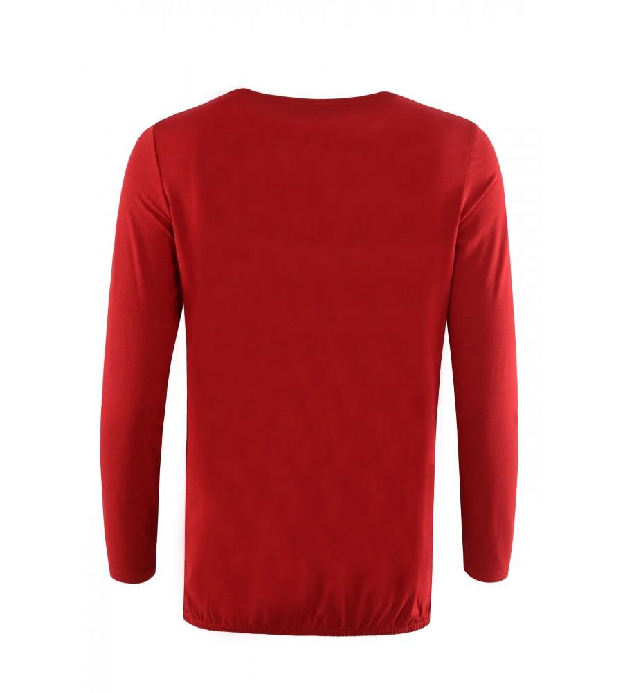 Blusenshirt mit elastischem Bund 18985-369 back