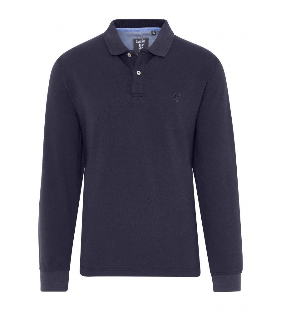 Elastisches Pikee-Polo, Modern-Fit 20057-1-609 front