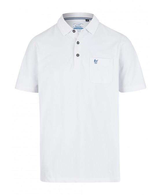 Basic Pikee-Poloshirt 20083-200 front