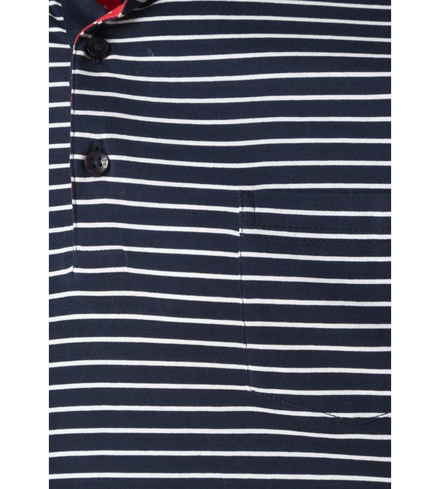 Poloshirt  doppelt merz. 26132-609 detail1