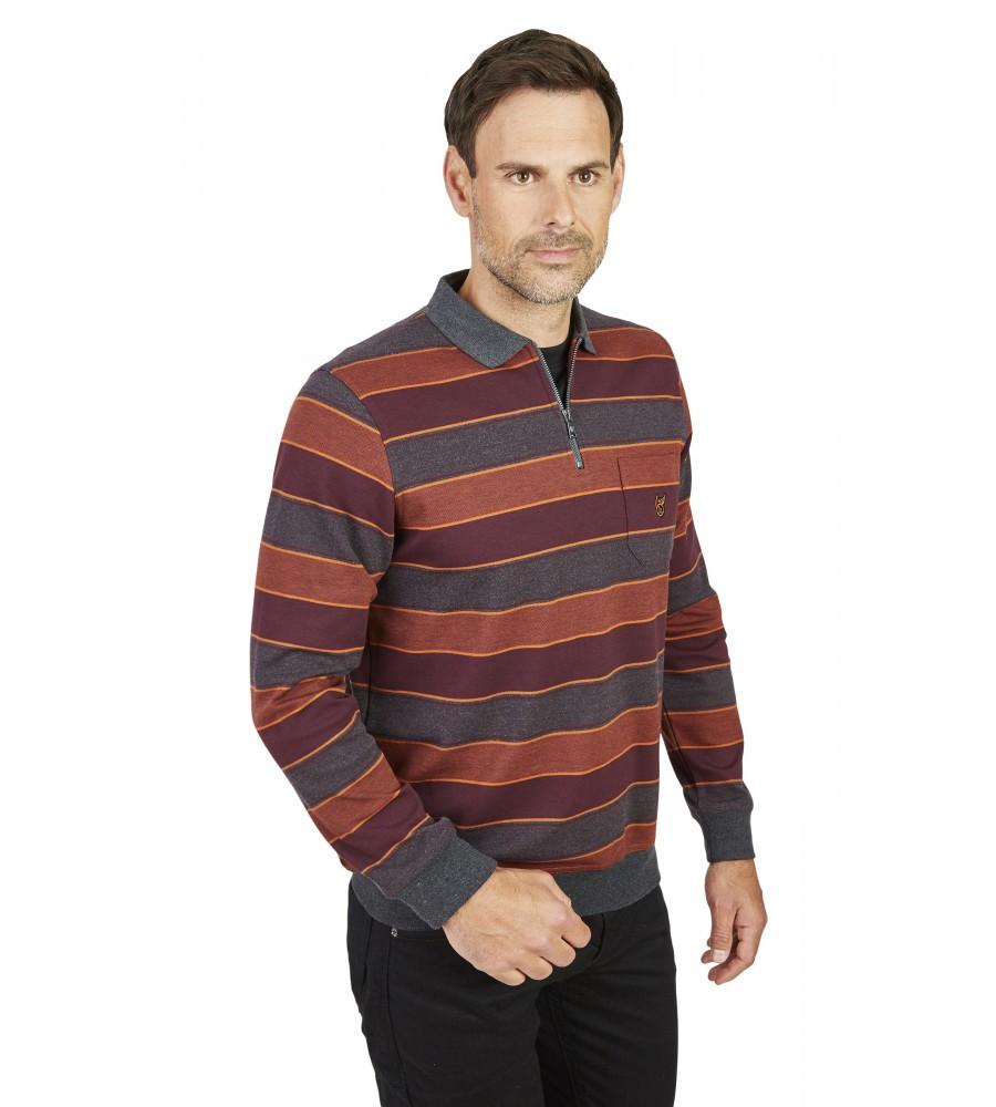 Polosweatshirt 26483-302 front