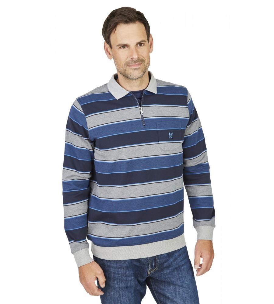 Polosweatshirt 26483-609 front