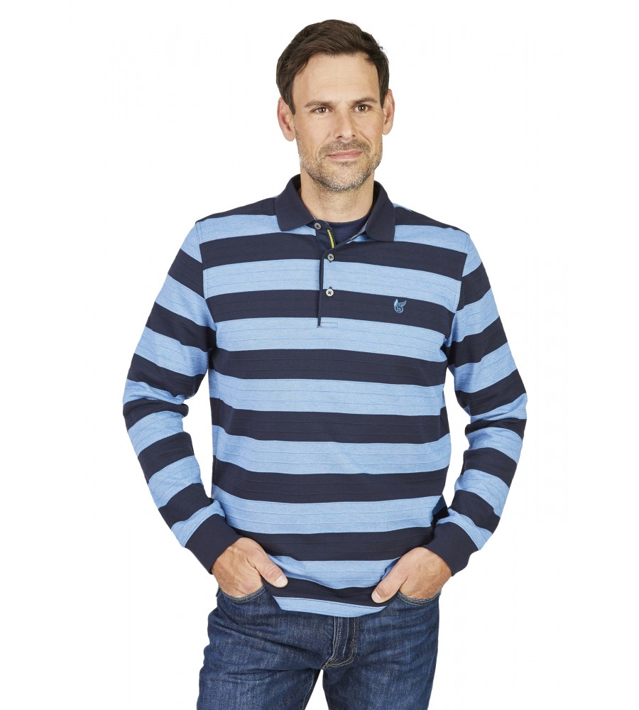 Polo-Sweatshirt 26500-609 front