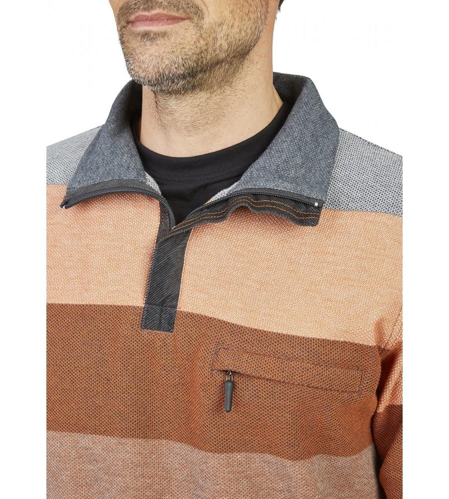 Pikee-Sweatshirt 26511-405 detail1