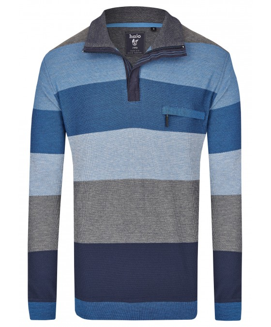 Pikee-Sweatshirt 26511-609 front