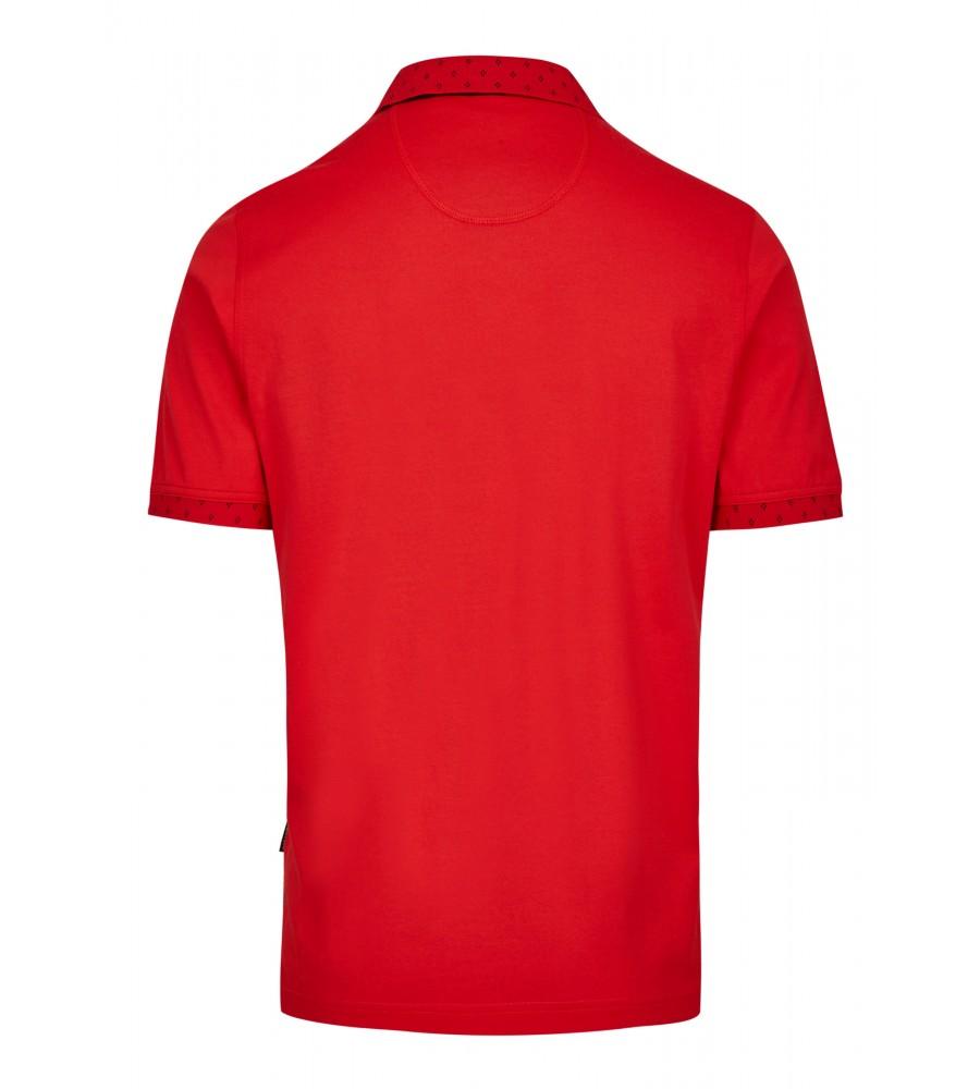 Poloshirt mit dezenten Details 26634-373 back