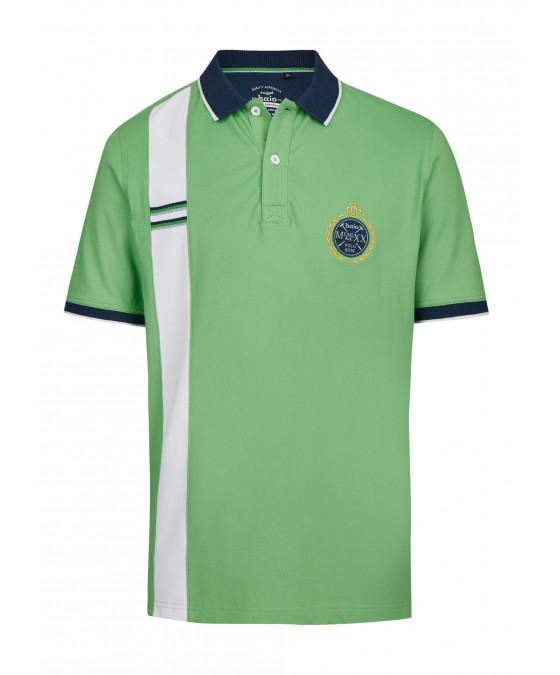 Sportliches Pikee-Poloshirt 26635-521 front