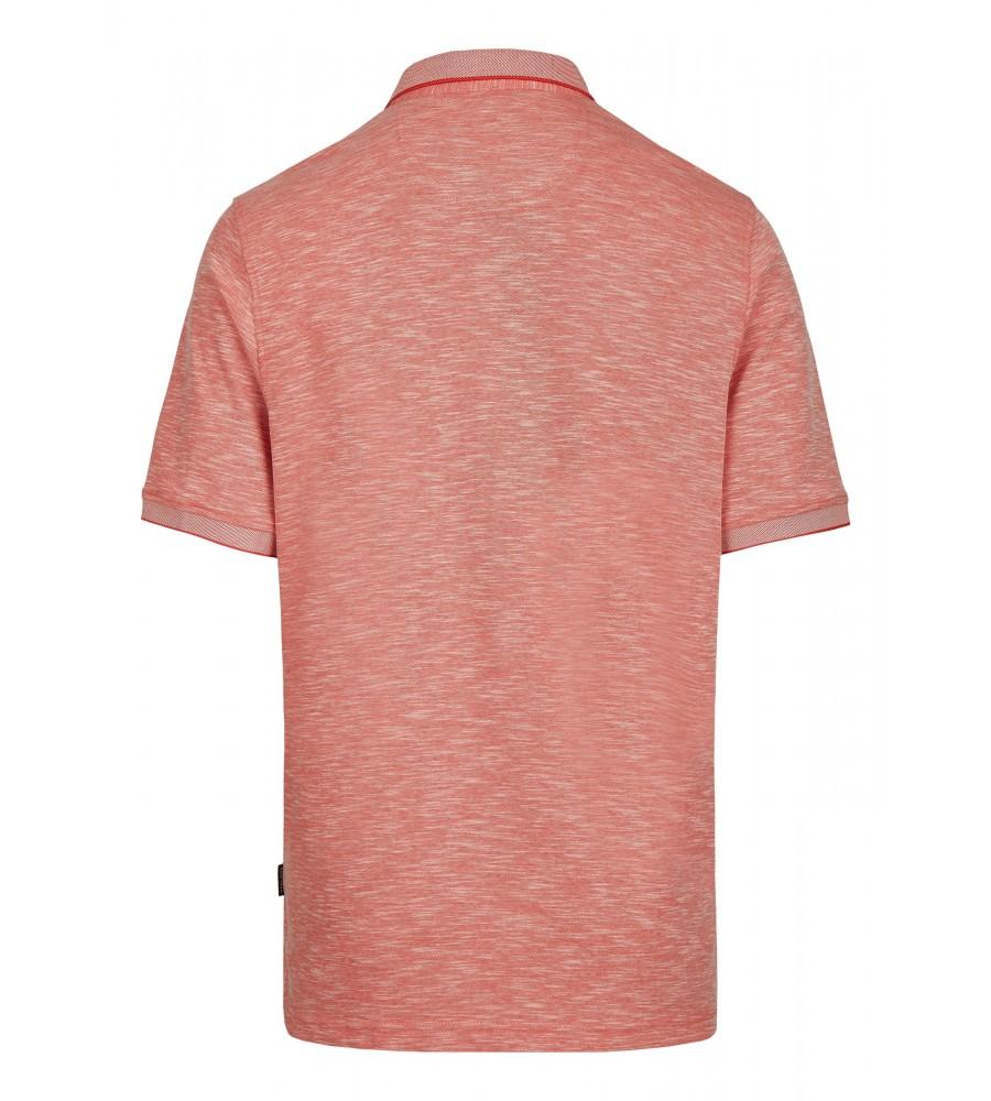 Softknit-Poloshirt mit tollem Farbeffekt 26678-320 back