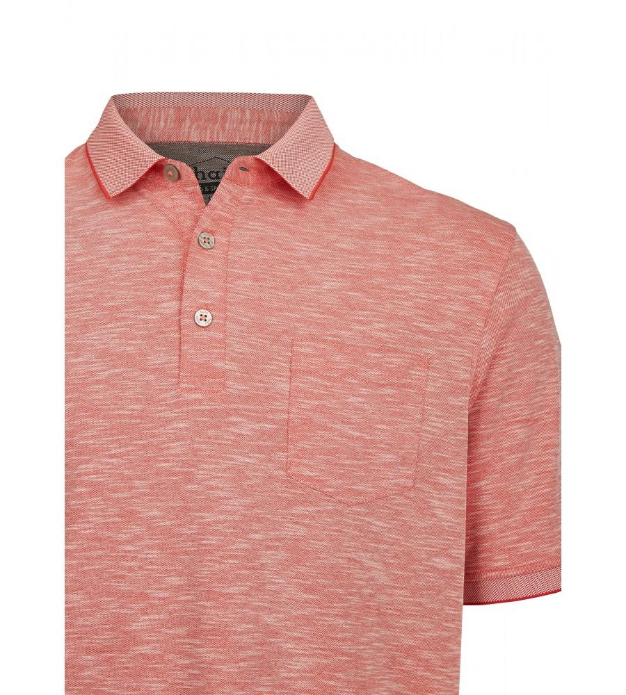 Softknit-Poloshirt mit tollem Farbeffekt 26678-320 detail1
