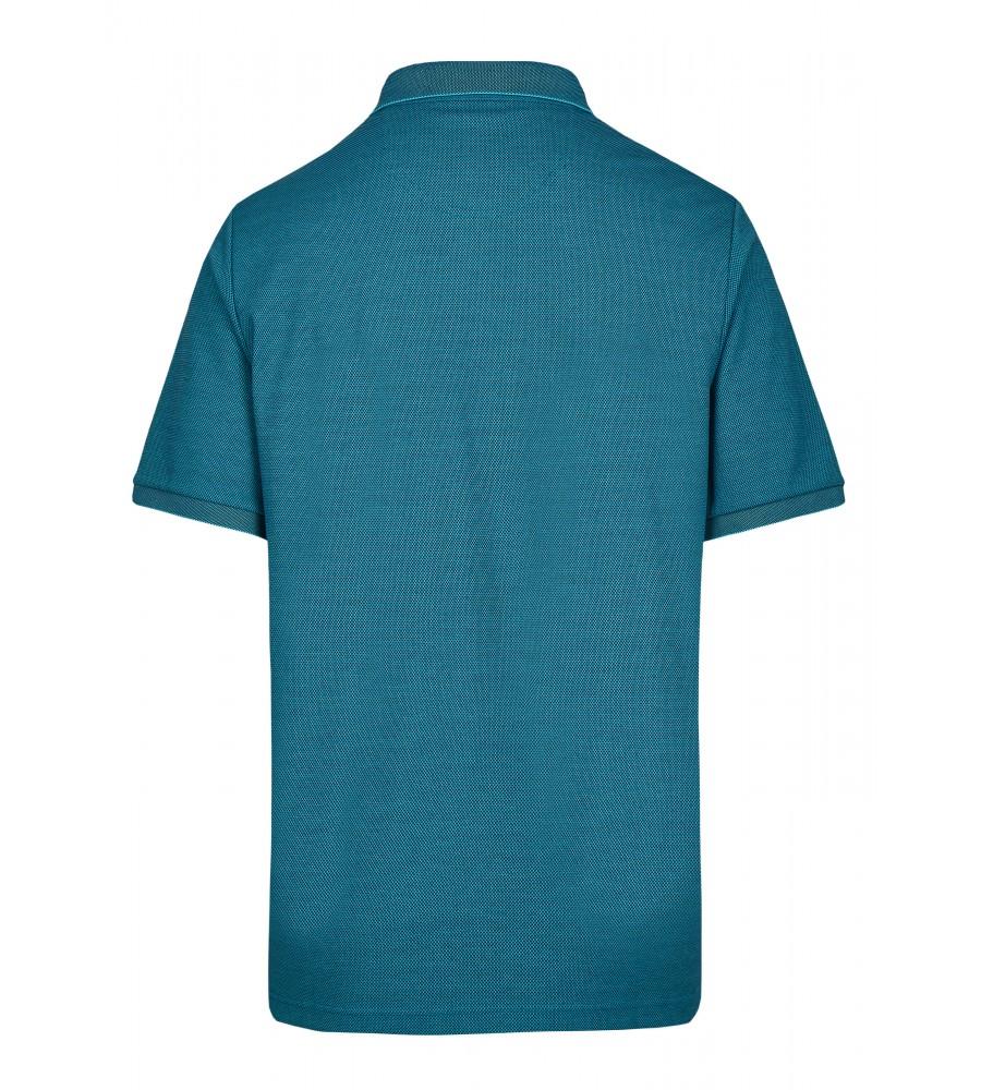 Softknit-Poloshirt 26680-606 back