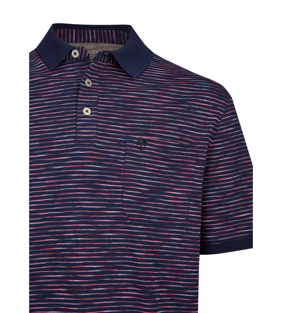 Poloshirt aus Flammengarn 26687-609 detail1