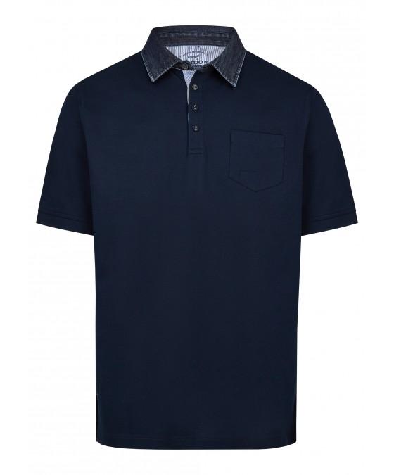 Edles Pikee-Poloshirt 26697-609 front