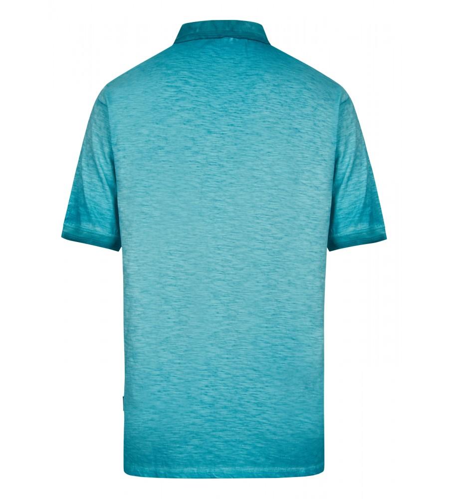 Washer-Poloshirt aus Flammengarn 26699-606 back