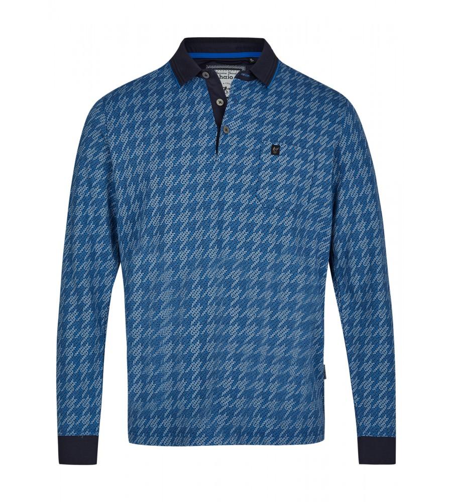 Jacquard-Poloshirt 26748-600 front
