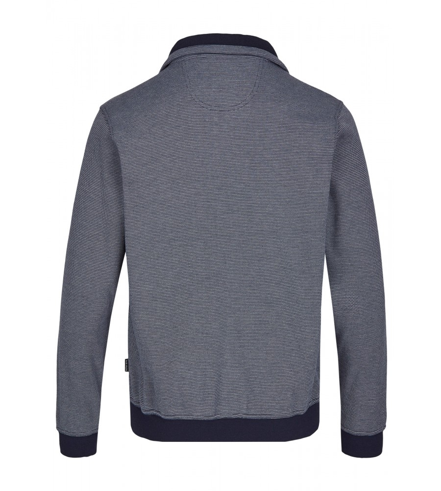 Sweatshirt in Dreitonoptik 26795-609 back