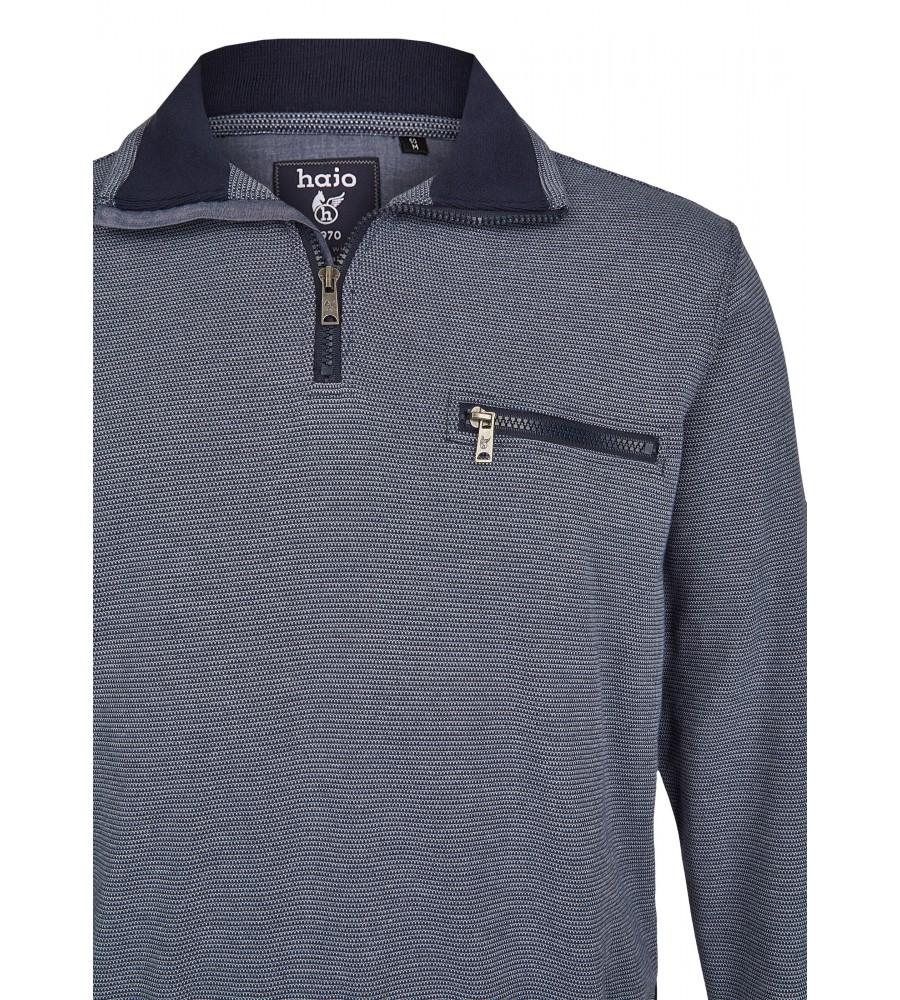 Sweatshirt in Dreitonoptik 26795-609 detail1