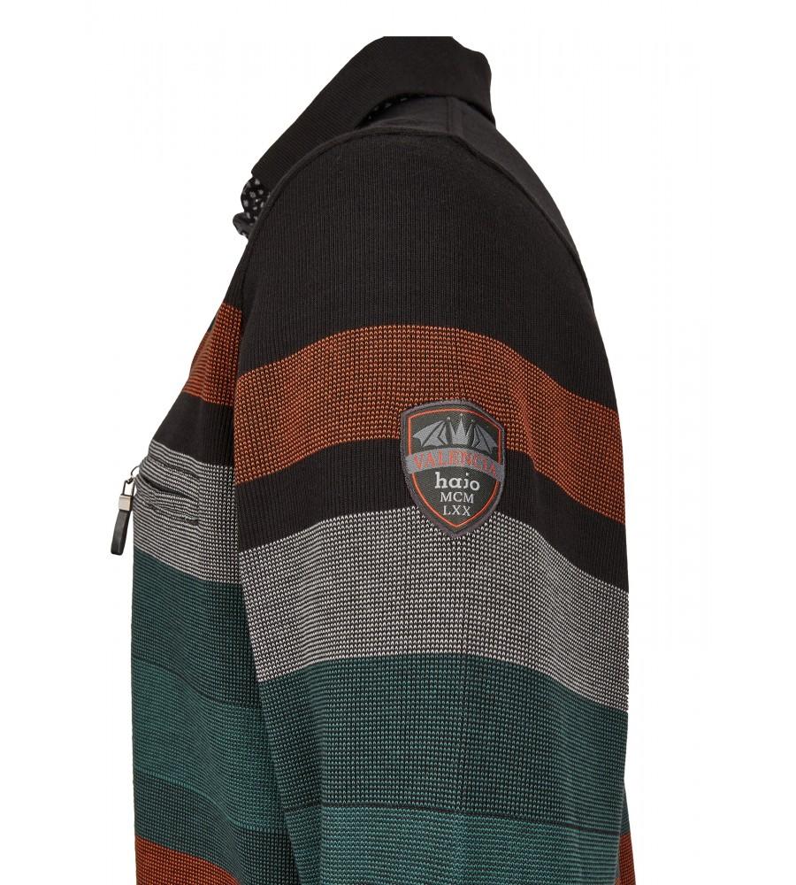 Klassisches Polosweatshirt 26799-100 detail1