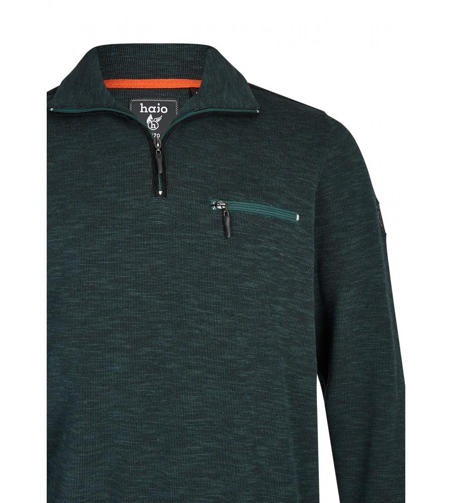 Sweatshirt in Slub-Melange 26807-515 detail1