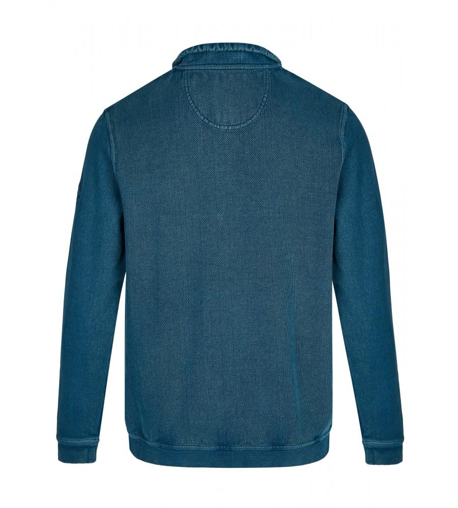 Gewaschenes Troyersweatshirt 26823-602 back