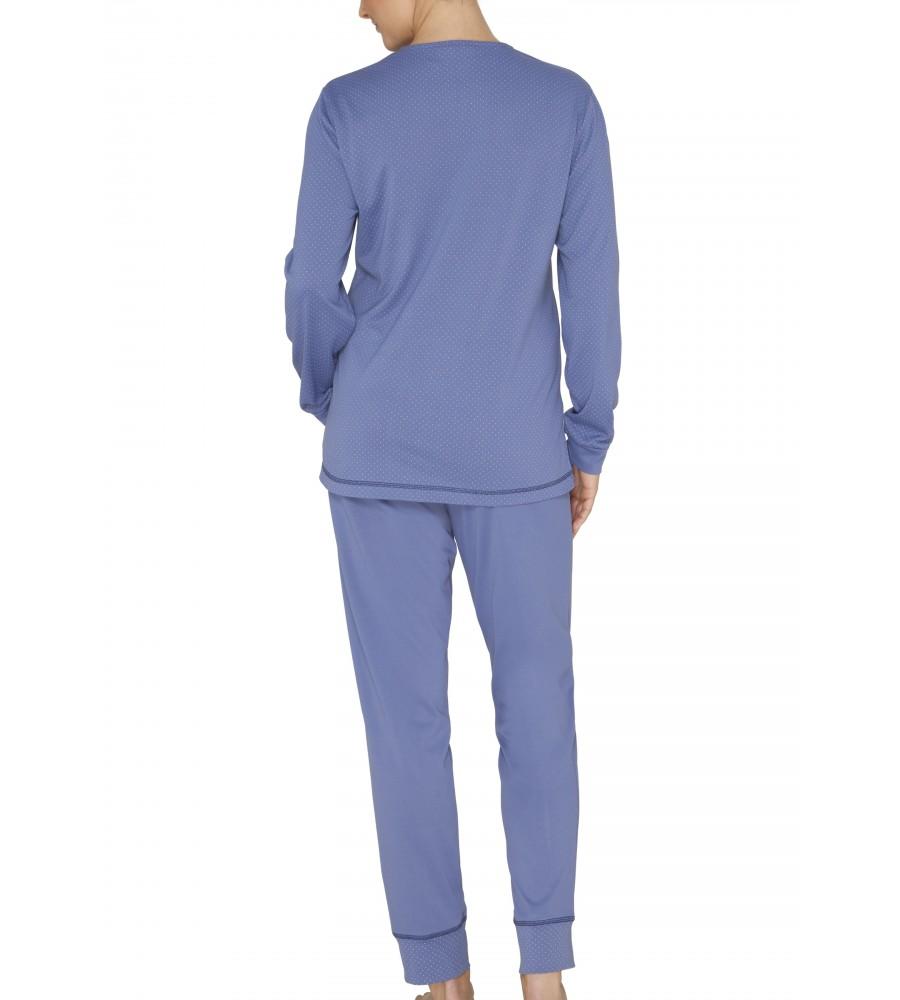 Schlafanzug Klima-Komfort 44899-686 back