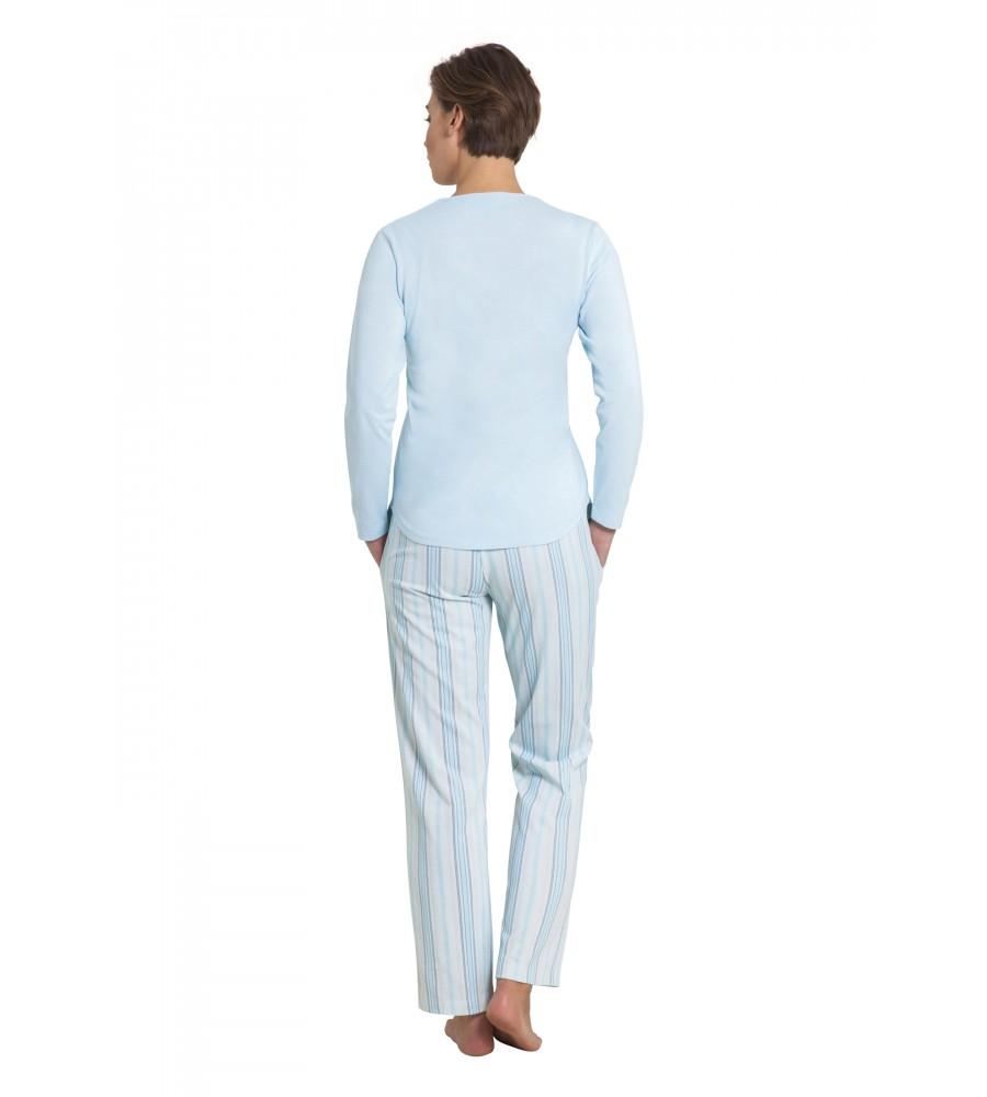 Schlafanzug Klima-Komfort 45103-614 back