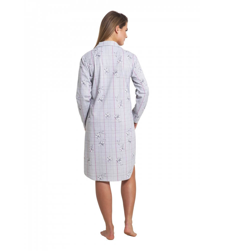 Sleepshirt Klima-Komfort 45104-122 back