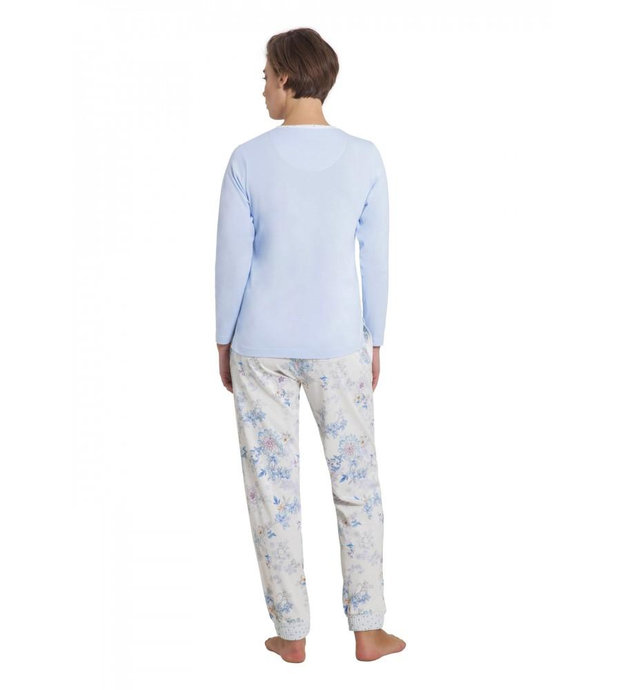 Schlafanzug Klima-Komfort 45114-621 back