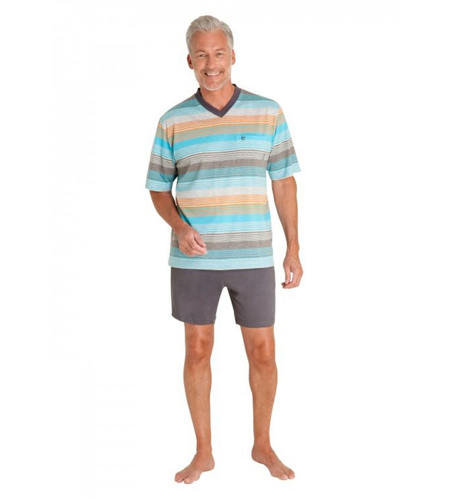 Schlafanzug Klima-Komfort 53286-103 front