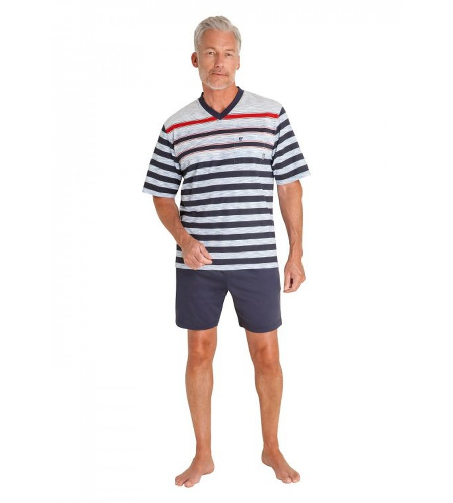 Schlafanzug Klima-Komfort 53294-609 front