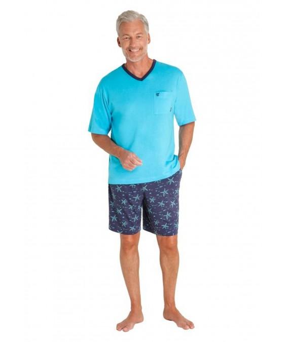 Schlafanzug Premium 53307-606 front
