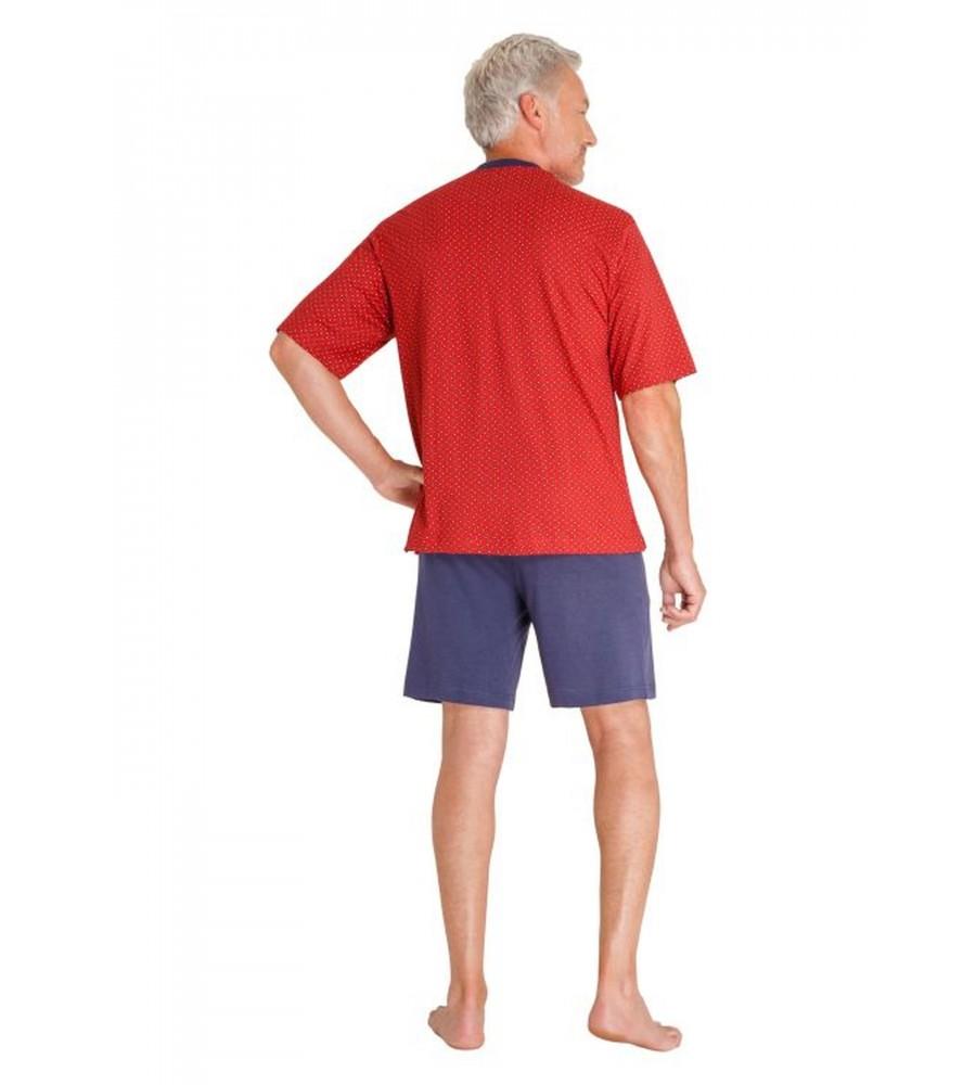 Schlafanzug Premium 53314-300 back
