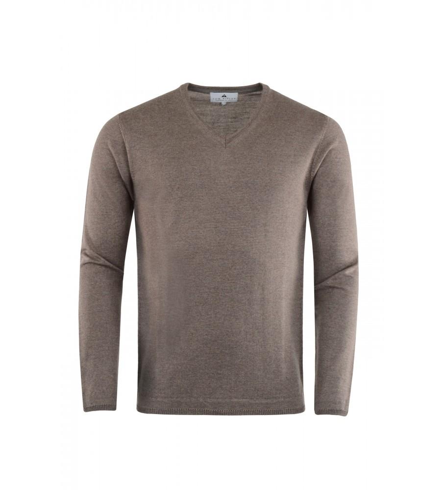 Pullover mit V-Ausschnitt T1005-227 front